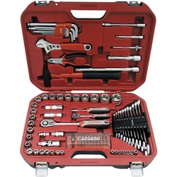 Набор инструментов Сорокин 1.198 Standart (98 предметов) Сорокин Ручной Инструмент