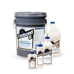 Titebond Transparent II Premium Wood Glue Клей Titebond Клей для дерева Столярные станки