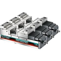HOMGE HPAC-160S Тиски прецизионные для станков с ЧПУ Homge Тиски станочные Инструмент и оснастка