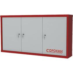 Сорокин 24.93 Полка навесная 3 отделения Сорокин Мебель металлическая Сервисное оборудование