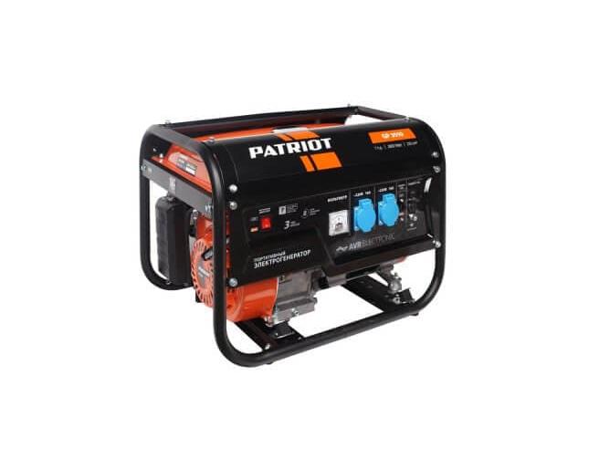 Patriot GP 3510 Генератор бензиновый Patriot Бензиновые Генераторы